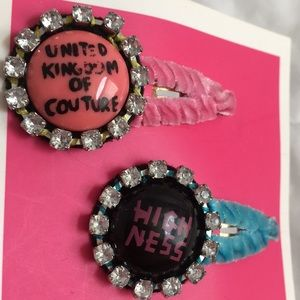 Juicy couture Hair clip